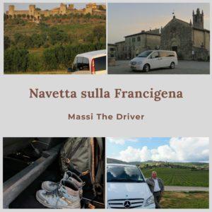 #massithedriver #viafrancigena